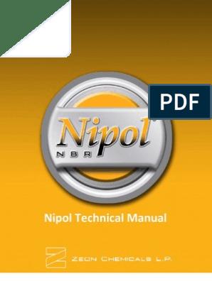 Nipol Technical Manual | Polymers | Polyvinyl Chloride