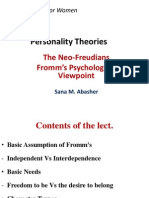 The New-Freudians Fomm's.pptx