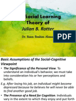 The Social Learning Theory of rotter.pptx
