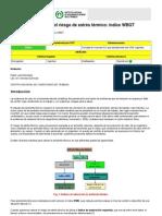 Ntp_322 Estres Termico Indice de WBGT