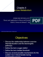 Exercise Physiology 4
