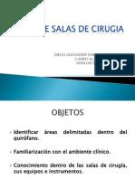 Informe Salas de Cirugia