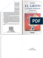 132626550 El Grito y Otros Poemas