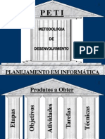 Metodologia de Planejamento de Informática - Etapa 1