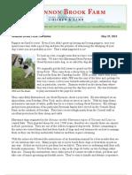 Shannon Brook Farm Newsletter 5-25-2013.pdf