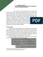 pengobatan medis pandangan islam