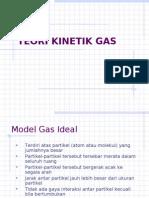 10)Teori Kinetik Gas