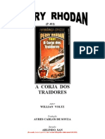 P-481 - A Corja Dos Traidores - William Voltz
