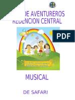 Musical Redencion 2013