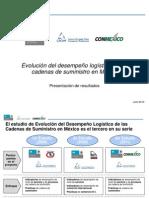 Evaluación del Desempeño de la Cadena de Suministro México 2011