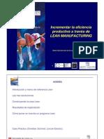 Lean Manufacturing Kaizen