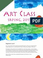 Art Class_Spring 2013