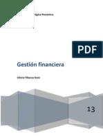 Dirección del área financiera