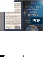 Spiritual Laws and Lessons of the Universe
