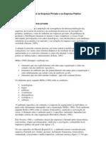 o Ambiente Na Empresa Privada e Publica1