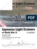 Squadron Signal - Warships - 025 - Japanese Light Cruisers of WWII in Action