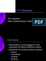 Role of IT in Medicine