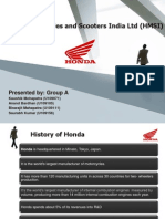 38777443 fINAL Honda Motorcycles and Scooters India Ltd HMSI
