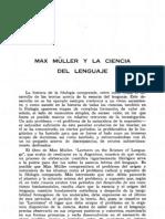 Maxmuller y Lenguaje