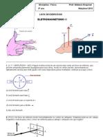 [1]Lista de Eletromagnetismo II