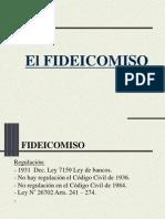 EL FIDEICOMISO.ppt