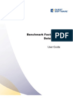 Benchmark Factory for Databases User Guide