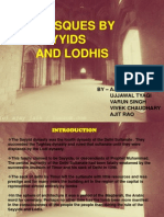 Sayyids and Lodis