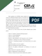 05027078 Teórico nº11 (08-05) - Formalismo Ruso