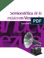 Semioestetica de La Musica en Venezuela