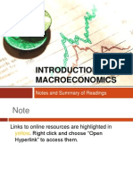 Intro to Macroeconomics