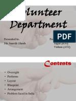 Volunteer Department.ppt