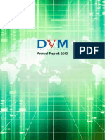 DVM-AnnualReport2010 (665KB)