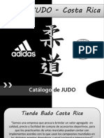 Catalogo Tienda BUDO JUDO