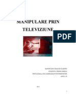 Manipularea Prin Televiziune