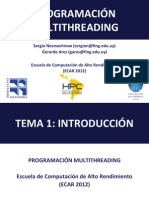 Multithreading-Clase1