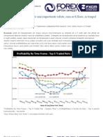 Cum Sa Tranzactionezi Cele Mai Importante Valute, Cum Ar Fi Euro, In Timpul Orelor Active