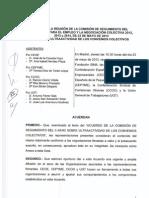 Acta y Acuerdo Ultraactividad Comision Seguimiento II Aenc