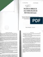 Bazele Biblice ale dogmaticii penticostale
