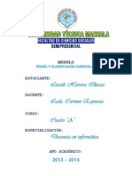 HISTORIA DE CURRÍCULO y DEFINICIONES DE AUTORES DE CURRICULO_LISS