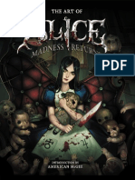 Art of Alice Madness Returns