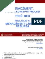 Menadzment Ljudskih Resursa - principi, koncepti i procesi