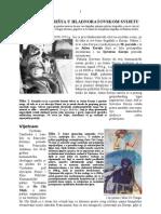 Lekcija 12 - Krizna Zarista u Hladnoratovskom Svijetu
