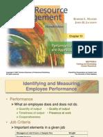 Ch 11 Performance Appraisal