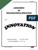 1st Sem Innovation