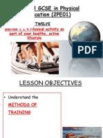 Gcse Edx Lesson 12