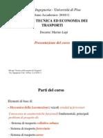 Presentazione Corso TET 10-11-010311