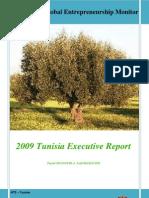 2009 Tunisia Executive Report