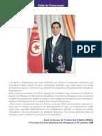 Guide de Financement - Le 04-01-2010