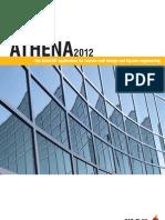 athena software_2012