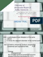 Dream Trial journal presentation